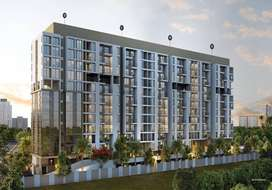 3 BHK Flats in Wakad, Pink city road at 91lacs (all incl)