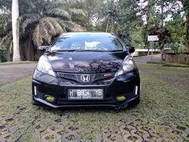Honda Jazz RS AT 2012 modif harian