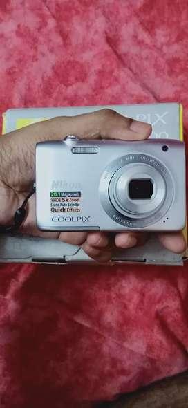 Nikon  Coolpix s-2800 - 20.1Megapixel