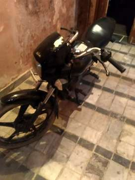 Well maintened bike in good condition