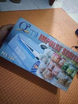 Impulse Sealer Pemakaian 1 minggu