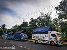 Jasa angkut barang pindahan truk sewa truk Lintas Jawa Bali sumatera