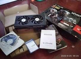 Sapphire nitro Plus Oc Rx 460 4Gb (Fullset)