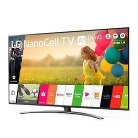 TERMURAH LG SUPER UHD 4K 65SM8100 SMART TV 65 INCH NANO CELL NEW 2019
