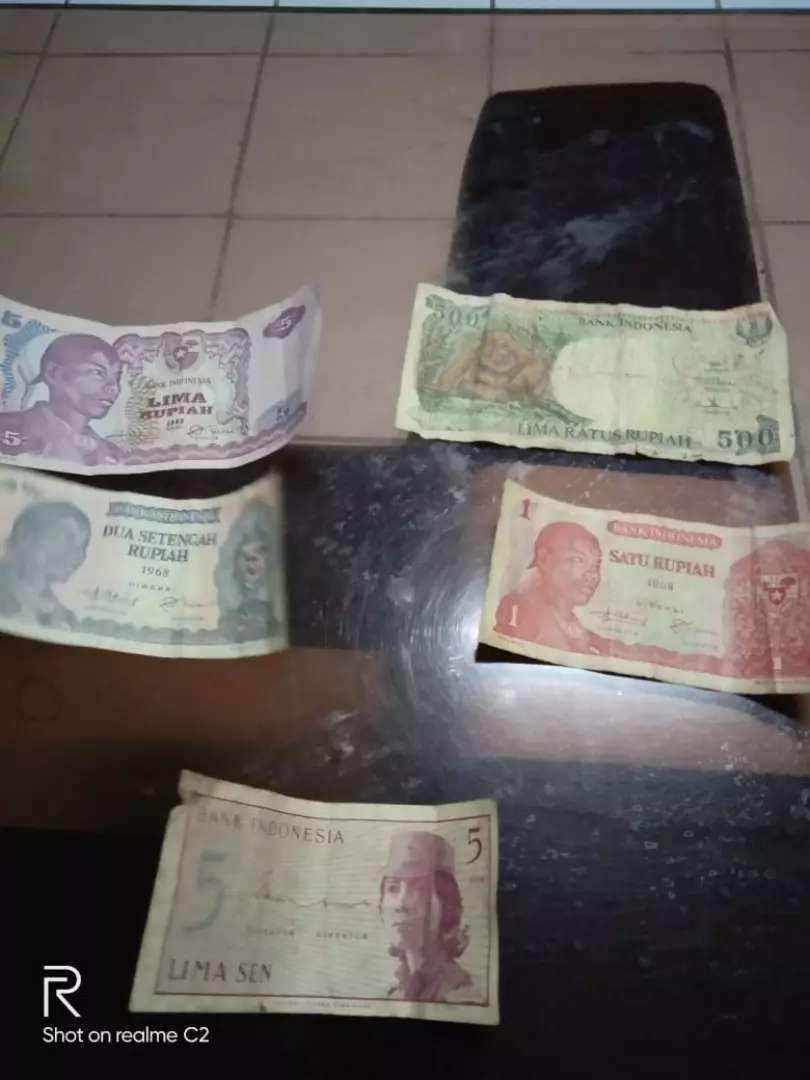 Uang Koleksi Langka 0