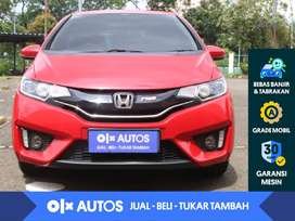 [OLX Autos] Honda Jazz 1.5 RS A/T 2017 Merah