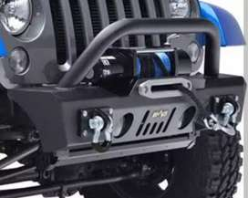 Fancy bumpers of jeep for sale