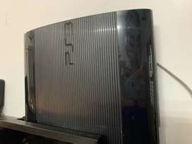 PS3 with 18 games