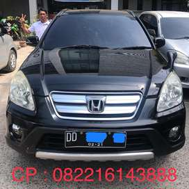 Jual Honda CR-V Matic Tahun 2006 2.4 i-VTEC