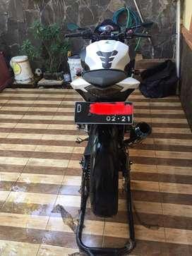 Kawasaki Ninja Z250 thn 2014
