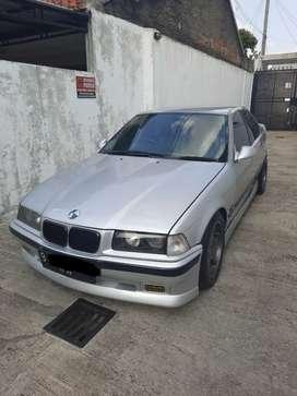BMW E36 318 M40 1993 MANUAL