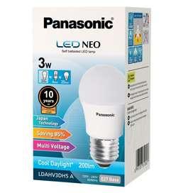 lampu panasonic 3watt