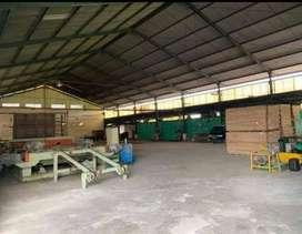 Dijual Pabrik Lokasi Ngoro Mojokerto
