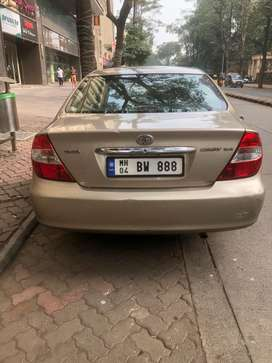 Toyota Camry 2004 CNG & Hybrids Well Maintained