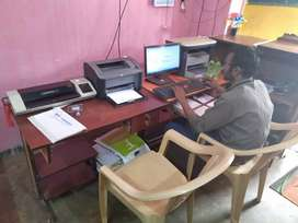 Computer professional to be engaged at  cuttack city