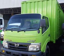 Hino Dutro 130 MD Long [ Box ] thn 2012