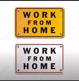 Online job Home Earn 15,000 to 30,000 per month Only Typing Work