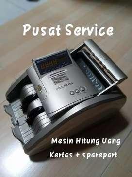 Service mesin hitung uang bergaransi