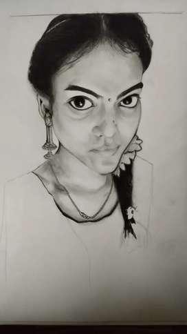 Portrait drawings ..