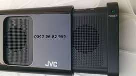 JVC  SP-A130B Portable iPod, iPhone, Smartphone Speaker