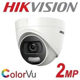 HIKVISION COLOUR VU 2 MP CCTV CAMERA