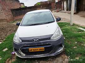 Hyundai Xcent 2017 CNG & Hybrids Well Maintained