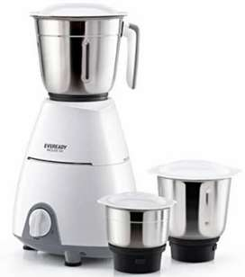 Everready mixer grinder 3 jars rarely used for sale