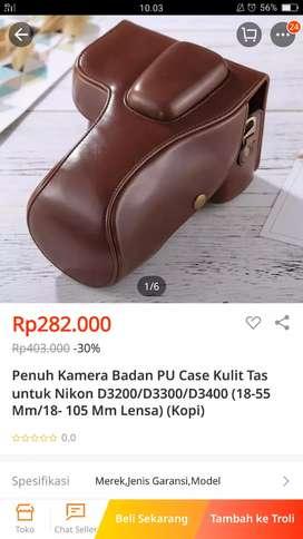 Case camera nikon series
