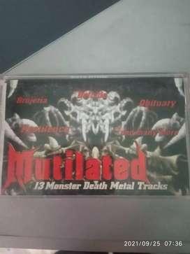 Kaset Metal Kompilasi