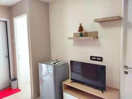 Disewakan apartemen tipe 2 Bedroom Full Furnished di Bassura city