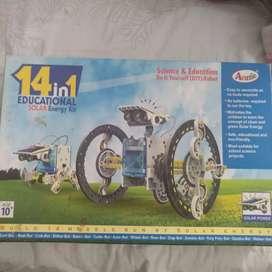 14 in1 educational solar energy kit