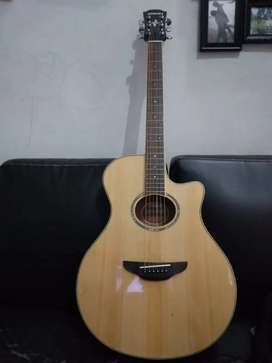 Gitar Yamaha Original APX 600 (98% Baru) Bukan Cort, CPX, Cowboy