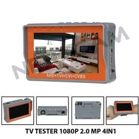 AHD Tester Kamera CCTV New Senter LED All In One Signal