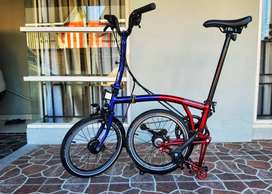 Brompton 9th street - Special Edition