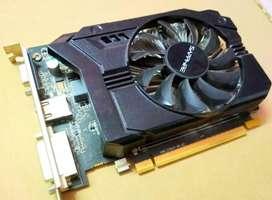 AMD R7 250 1gb ddr5 in warrenty