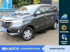 [OLX Autos] Daihatsu Xenia 2018 1.3X M/T Abu-abu #Mamin Motor