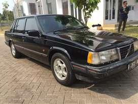 Volvo 740 gle turbo tahun 1991 matic