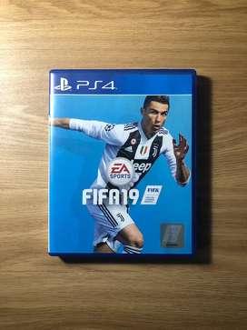 Kaset FIFA 19 PS4 2nd