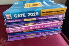 Made Easy GATE Study Material - Mechanical Engineering Year 2020