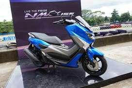 Nmax ABS warna BIRU