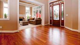 "Wooden Floor 5 x 32"" Strip Semi Gloss"