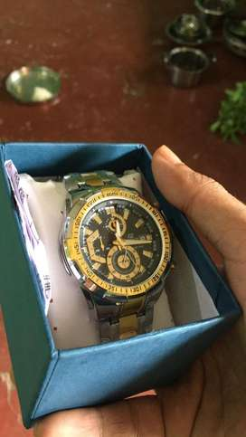 Casio watch available