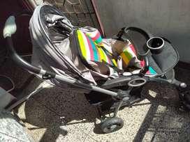 Baby Stroller and Pram.