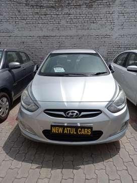 Hyundai Verna 2011-2014 1.6 SX CRDi (O), 2012, Diesel