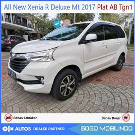 [Dp25jt] All New Xenia R Deluxe Mt 2018 awal AB Tgn1 Kredit Murah