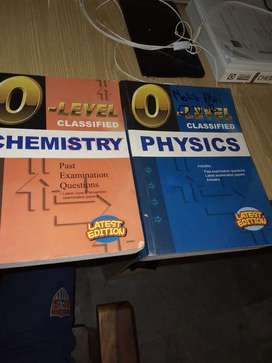 Olevel physics,  chemistry topical