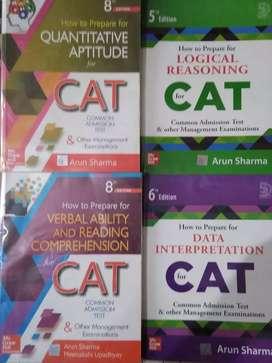 CAT 2020 books