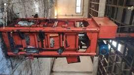 mesin press botol bekas