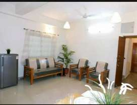 BANJARAHILLS 2 BHK (2Nos's) FULLY FURNISHED DELUXE AIR-CONDITIONED FLA