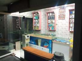 Trade center Gujranwala shop at first floor